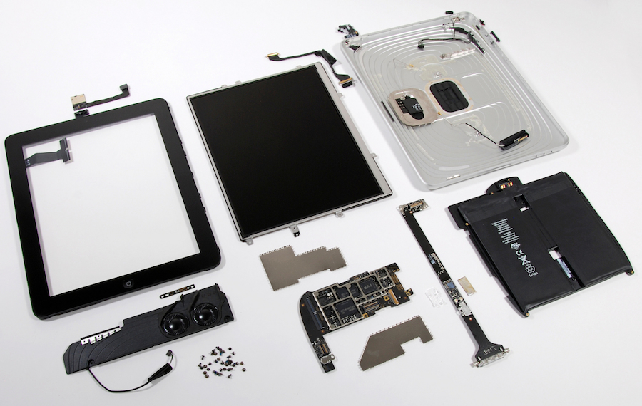 iPad & Tablet Reparatie