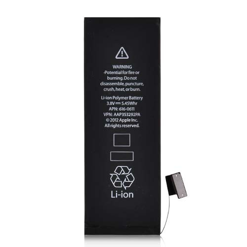 iphone 5s accu vervangen prijs